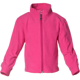 Isbjörn Lynx Jacket Kids Microfleece frost pink